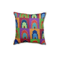 The Elephant Company Mihrab Modern Cushion Covers, multi