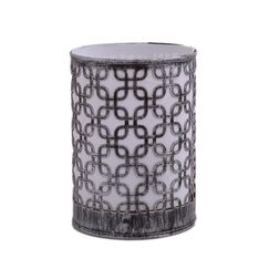 Aasra Decor Square in Square Night Lamp Lighting Night Lamps, silver