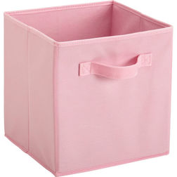 Storage Cube Box,  baby pink cube