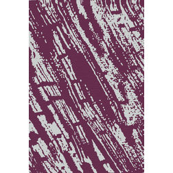 Floor Carpet and Rugs Hand Tufted, AC Concept Abstract Pink Carpets Online - ACR 38-L, 3ftx5ft, pink