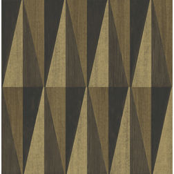 Elementto Wallpapers Abstract Design Home Wallpaper For Walls cr60507-3, brown