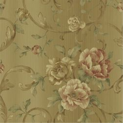 Elementto Wallpapers Floral Design Home Wallpapers For Walls, gold