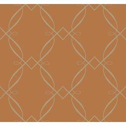 Elementto Wallpapers Geometric Design Home Wallpaper For Walls, dark orange