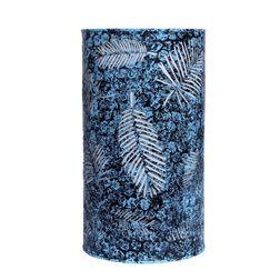 Aasra Decor Blue Leaf Lamp Lighting Table Lamp, blue