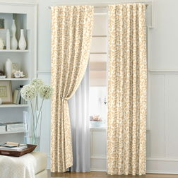 Bang Classic Readymade Curtain - SC1028, beige, long door