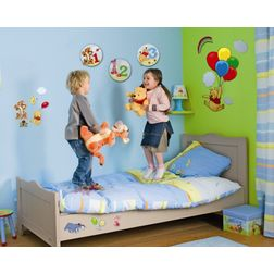 Wall Sticker For Kids Decofun Winnie The Pooh Large - 43222