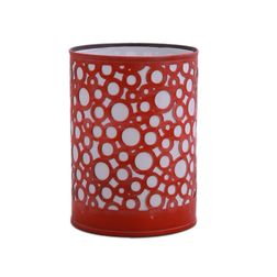 Aasra Decor Circles Pattern Night Lamp Lighting Night Lamps, orange