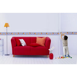 Wall Stickers For Kids Decofun Dora Border Roll - 42233