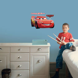 Wall Sticker For Kids Decofun Cars Maxi - 41363
