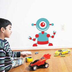 Kakshyaachitra iRobot Kids Wall Stickers, 24 24 inches
