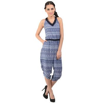 Blue Print Jumpsuit 8P15J13, s