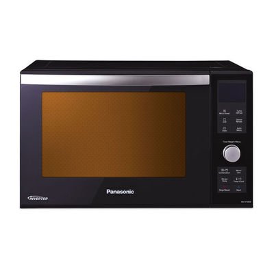 Compact Double Heater Microwave Oven NN-DF383B