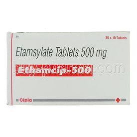 Ethamacip 500 (Ethamsylate B. P 500 mg. )