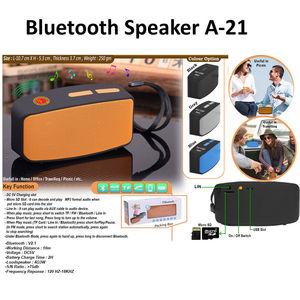 Speaker-A-21