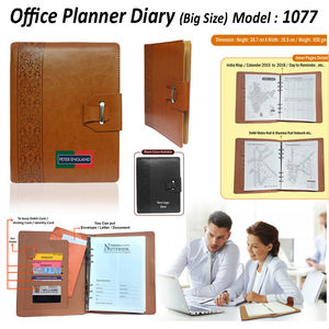 Office Planner-Diary-1077