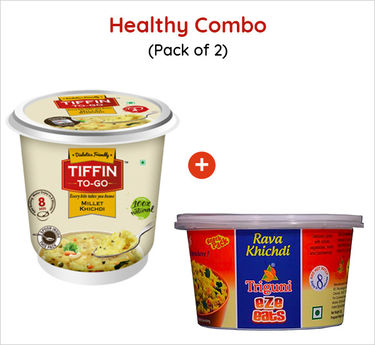 Healthy Combo Ready to Eat (Serves 2) 117g