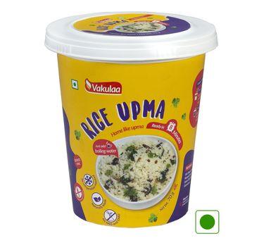 Rice Upma (Serves 1) 70g