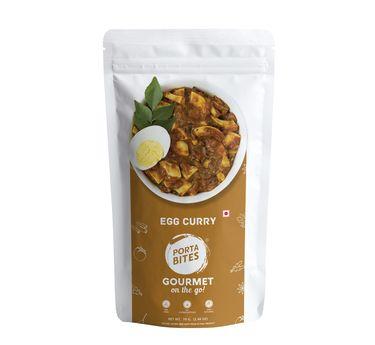 Egg Curry (Serves 2) 70 gms