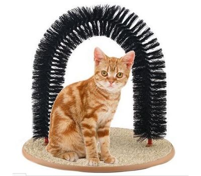 Purrfect Arch Self Groomer Kitten Cat Toy, universal