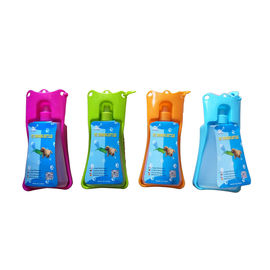 Nunbell Premium Portable Travel Water Feeding Bottle for Pets, assorted