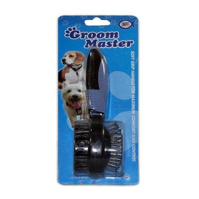 Unipet Groom Master Double Sided Brush, medium