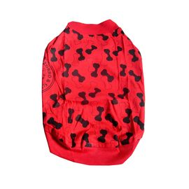 Zorro & Sizi Comfort Tshirt for Large Dogs, red, 26 inch