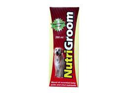Areion Vet NutriGroom Omega 6 Supplement, 200 ml