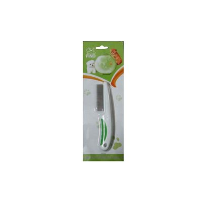 Find Flea Comb with Non-Slip Handle for Dogs and Cats, universal