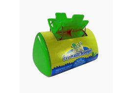 Lal Pet Super Clean Grip n Grab Waste Scooper, green