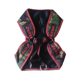 Zorba Designer Camouflage Body Harness for Small Breed Dogs, camouflage, 18 inch