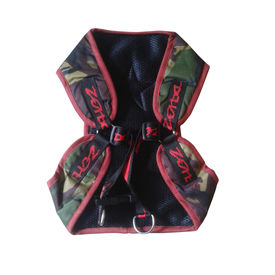 Zorba Designer Camouflage Body Harness for Small Breed Dogs, camouflage, 16 inch
