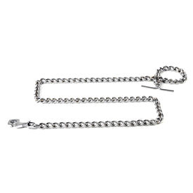 Kennel German Steel Metal Tying Chain for Large and Giant Breed Dogs, large, 60 inch