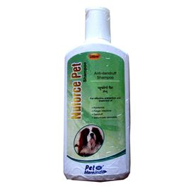 Nuforce Anti Dandruff Pet Shampoo for Dogs and Cats, 200 ml