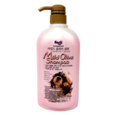 Forbis Mild Olive Dog Shampoo, 750 ml