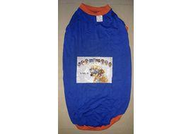 Rays Rubber Print Tshirt, 28 inch, blue snow buddies