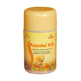 Procofur H. P. Palatable Nutricoat Dog Supplement, 120 gms