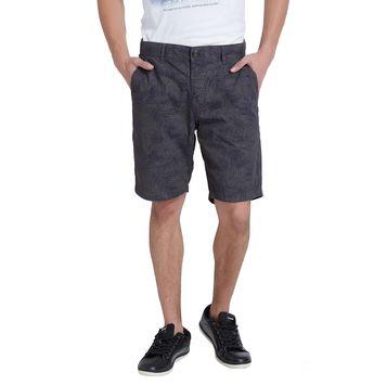 Breakbounce Draba Regular Fit Basic Shorts,  grey, 34