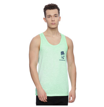 Astro Blue Solid Slim Fit Vest, m,  blue