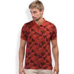 Breakbounce Pamela Slim Fit Polo T-Shirt,  kobe red, m