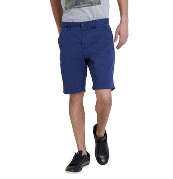Breakbounce Kratos Regular Fit Chino Shorts,  smalt blue, 30