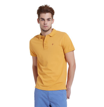 Breakbounce Holist Slim Fit Polo,  ancient gold, l