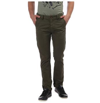 Breakbounce Gretty Slim Fit Trouser,  olive, 28
