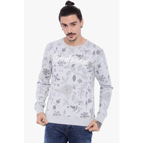 Breakbounce Ansel Men s Casual Sweatshirt, regular, xl,  light grey