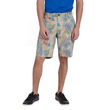 Breakbounce Bama Regular Fit Chino Shorts,  taupe, 34