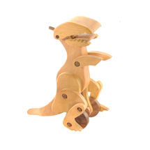 Wooden Toys - Dinosaur, regular