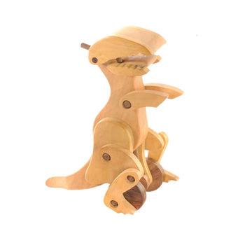Wooden Toys - Dinosaur, regular