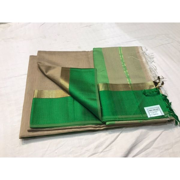 Pure Maheswari Cotton Silk Saree 60