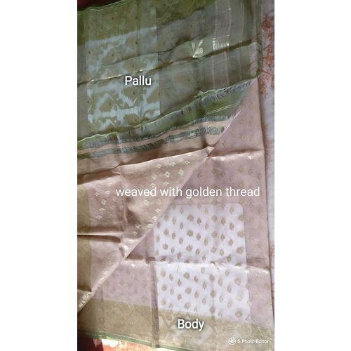 Dhakai Jamdani Cotton Saree 13