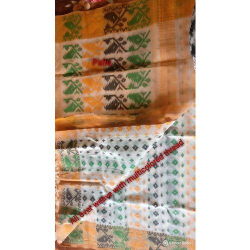 Dhakai Jamdani Cotton Saree 12