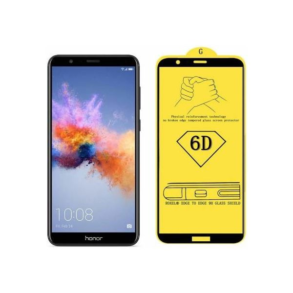 9H Hardened Edge To Edge Tempered Glass Screen Protector Screen Guard for Huawei Honor 7X
